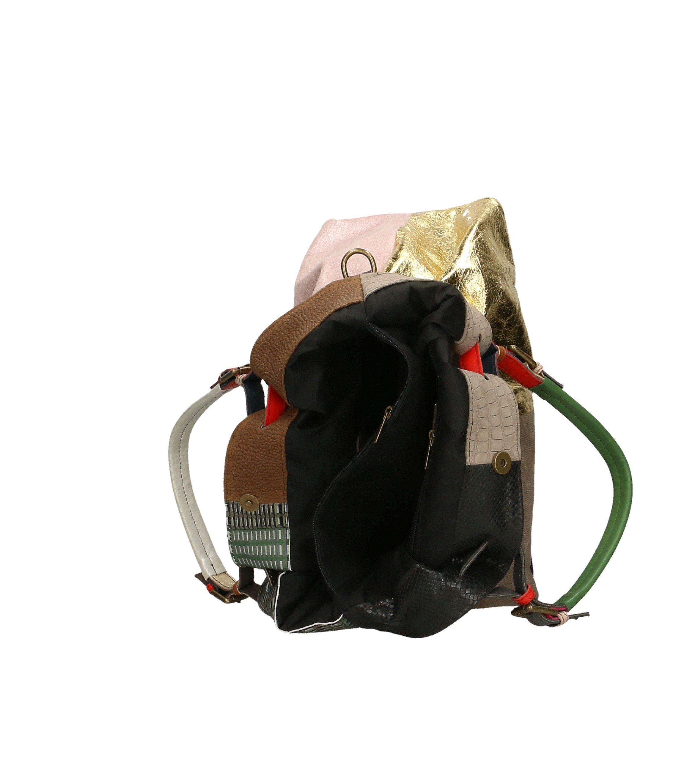 Borsa in vera pelle made in Italy 32x40x18 cm 0,8 kg TIF20SS0098622FB