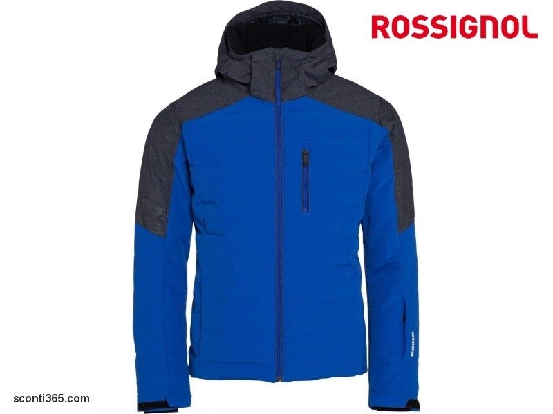 Dettagli su Rossignol giacca da neve RAPIDE, Uomo Cod. Art. RLGMJ22 758 (Speed)