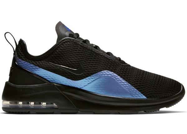 Dettagli su Nike Scarpe Air Max Motion 2, uomo Art. AO0266 006 (BlackAnthracite Racer Blu