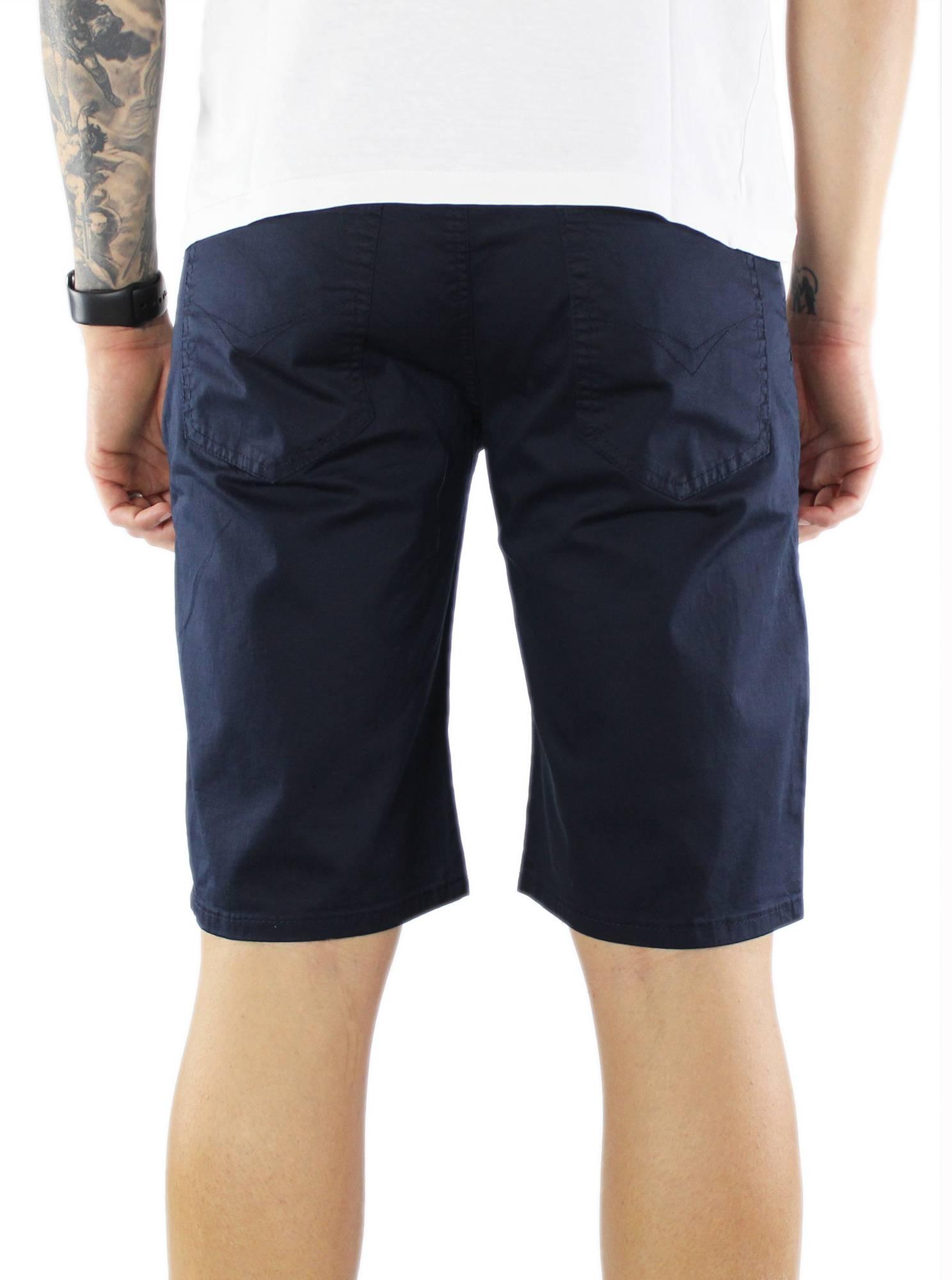 Bermuda-Uomo-Cotone-Slim-Fit-Pantalone-Corto-Shorts-Pantaloncini-Casual miniatuur 10