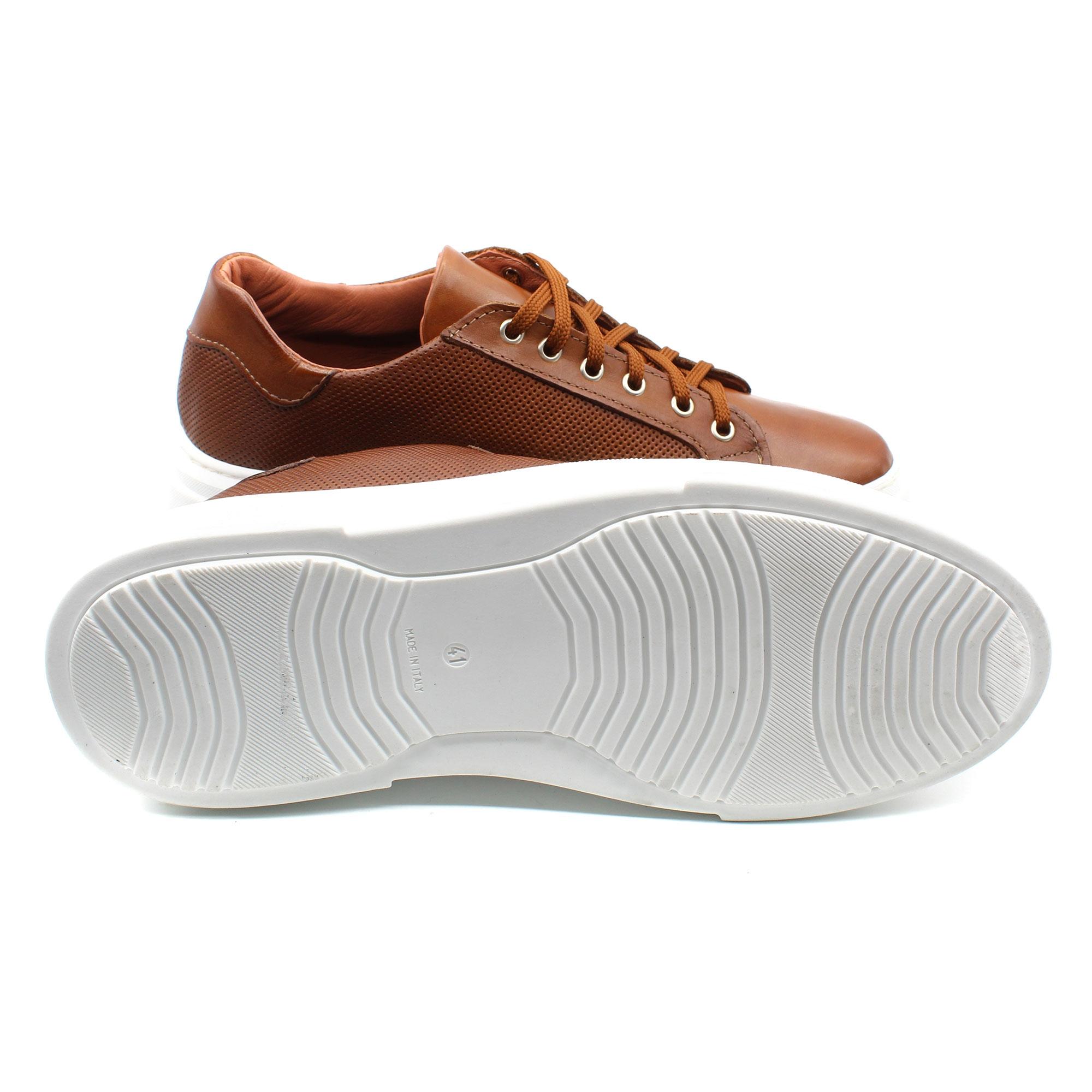 miniatura 16 - Sneakers-Uomo-in-Pelle-Basse-Nere-Blu-Scarpe-da-Ginnastica-Sportive-Eleganti