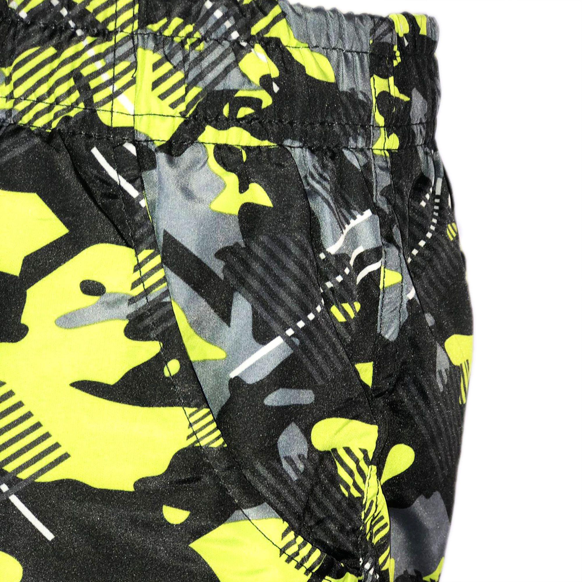 Costume-da-Bagno-Uomo-Boxer-Camouflage-Pantaloncini-Bermuda-Shorts-Mare-Mimetico miniatura 4