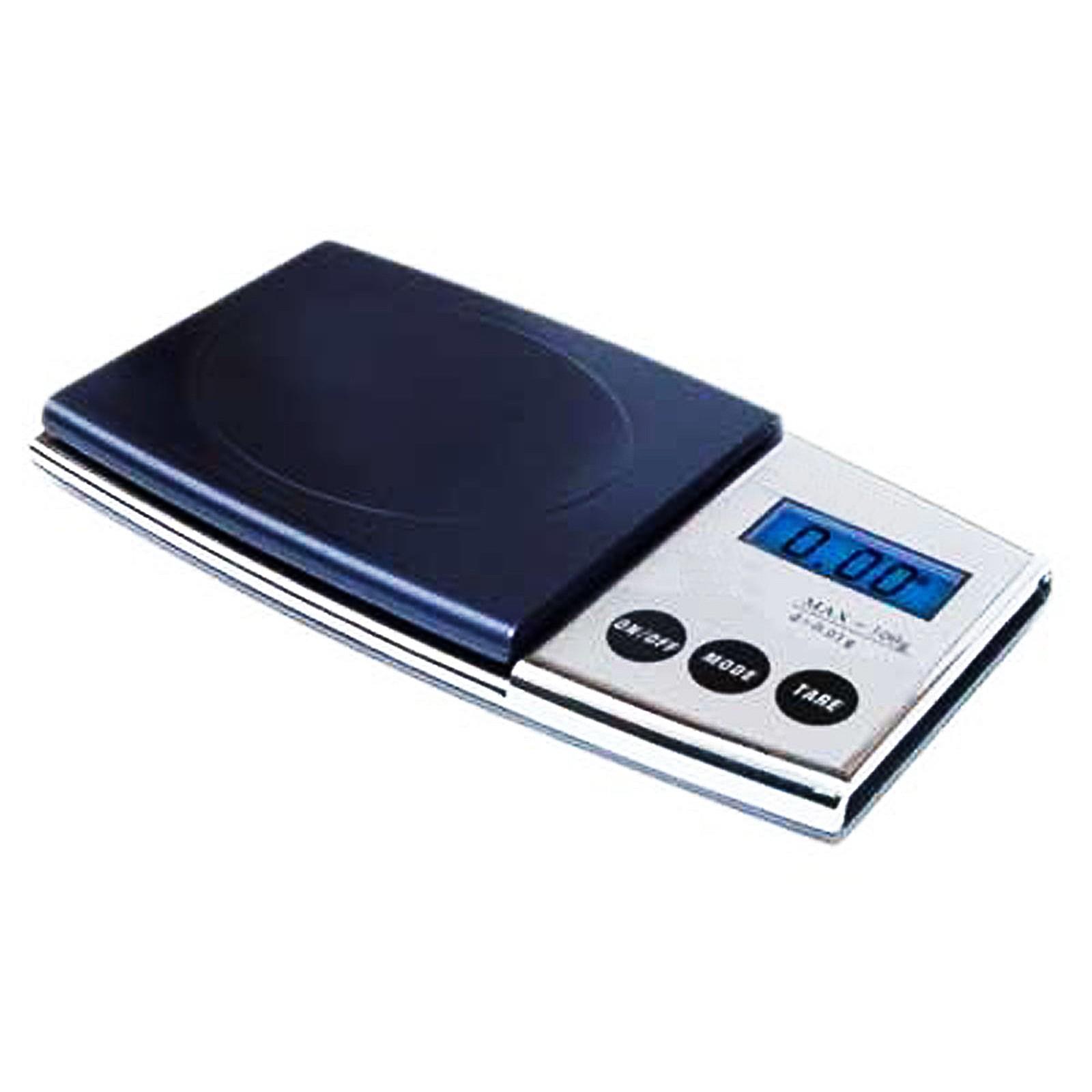 BILANCINO DI PRECISIONE MINI BILANCIA DIGITALE DISPLAY LCD PESA ORO 0.1gr 500gr