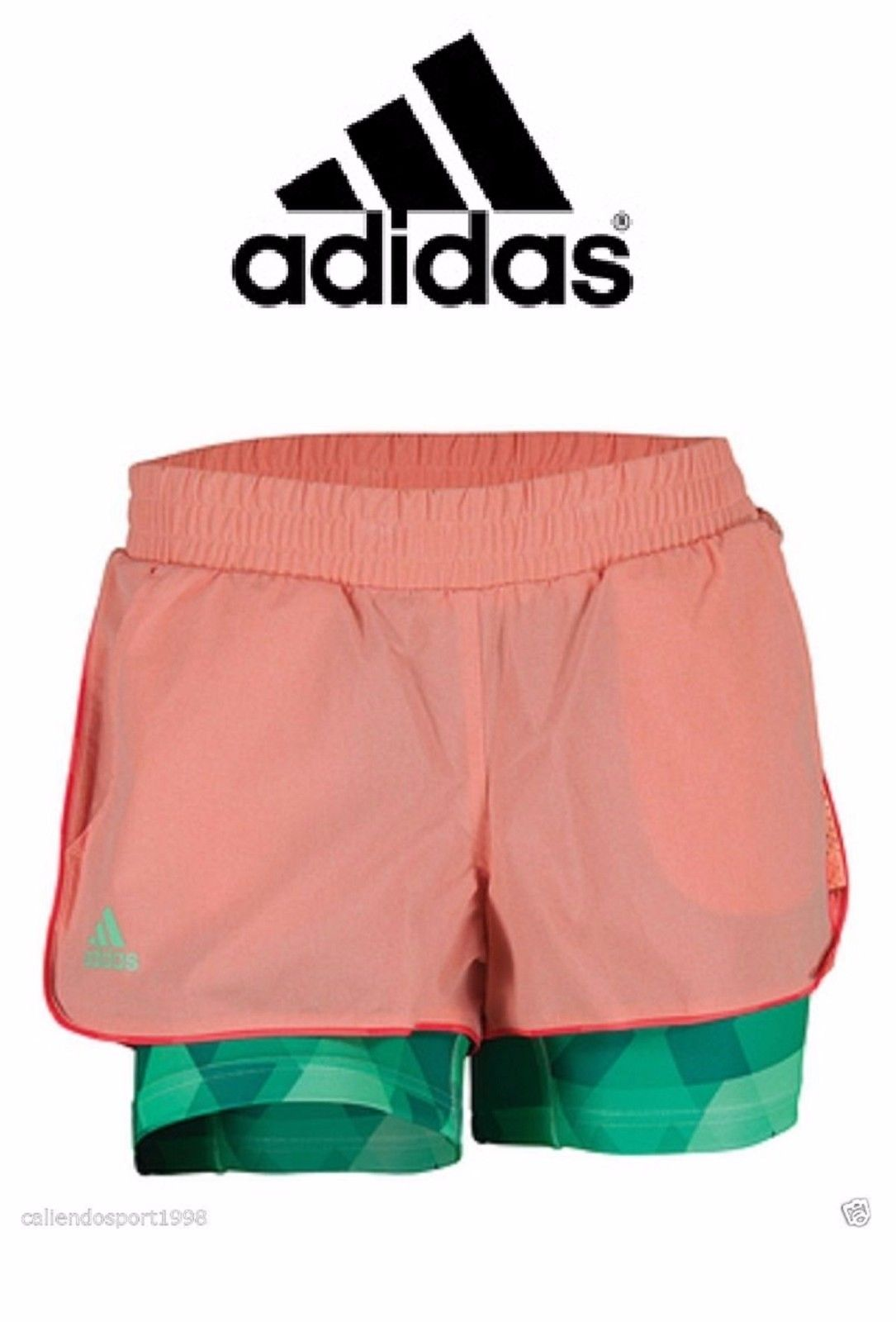 SHORT FILLE ADIDAS Tennis de Sport, salle de Gym JR