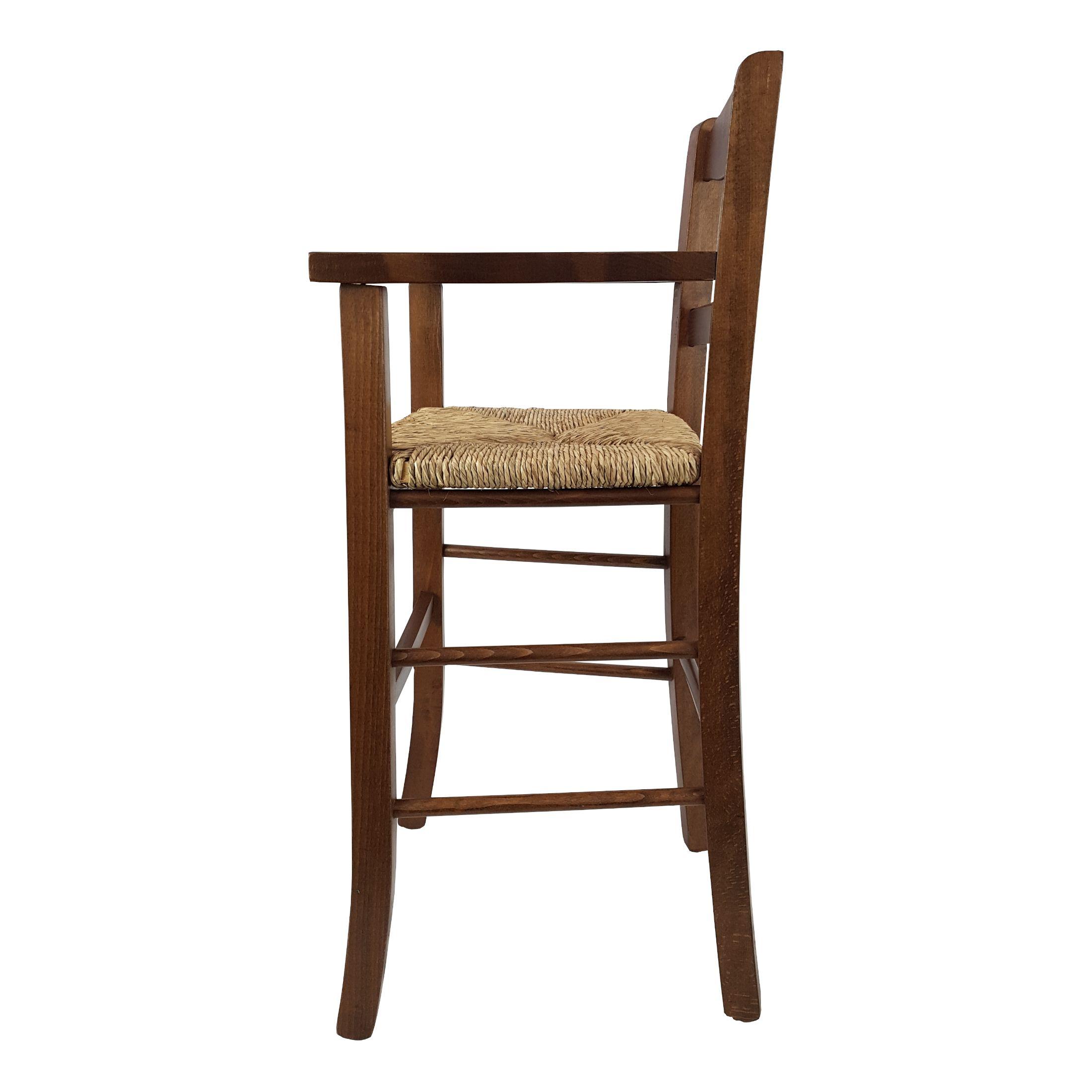 SEGGIOLONE Bimbo Pappa Legno, con Protezione, sedia ...