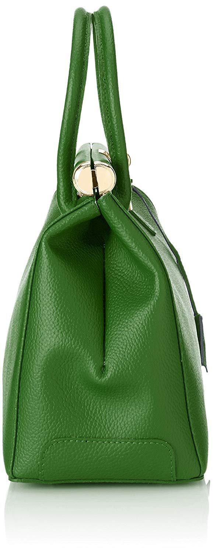 miniatura 31 - Chicca Borse Borsa in vera pelle Made in Italy borsa a mano 35x28x16 8005