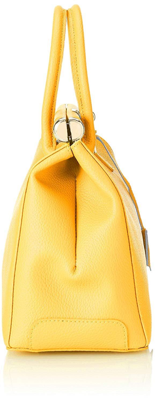 miniatura 49 - Chicca Borse Borsa in vera pelle Made in Italy borsa a mano 35x28x16 8005