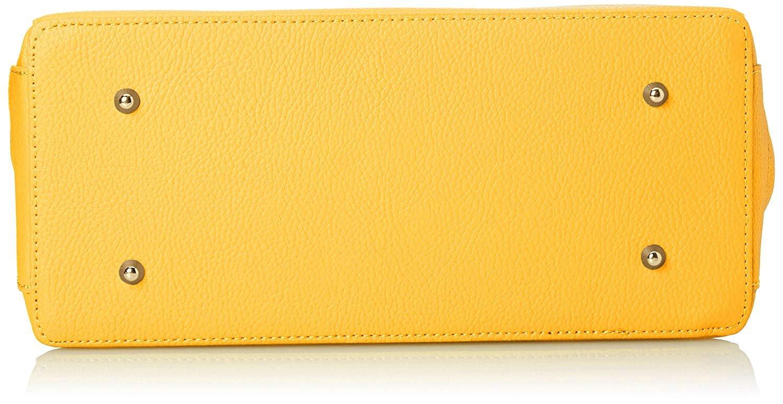 miniatura 50 - Chicca Borse Borsa in vera pelle Made in Italy borsa a mano 35x28x16 8005