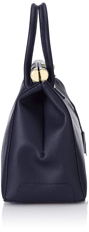 miniatura 55 - Chicca Borse Borsa in vera pelle Made in Italy borsa a mano 35x28x16 8005