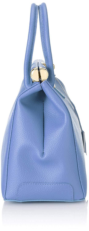 miniatura 67 - Chicca Borse Borsa in vera pelle Made in Italy borsa a mano 35x28x16 8005