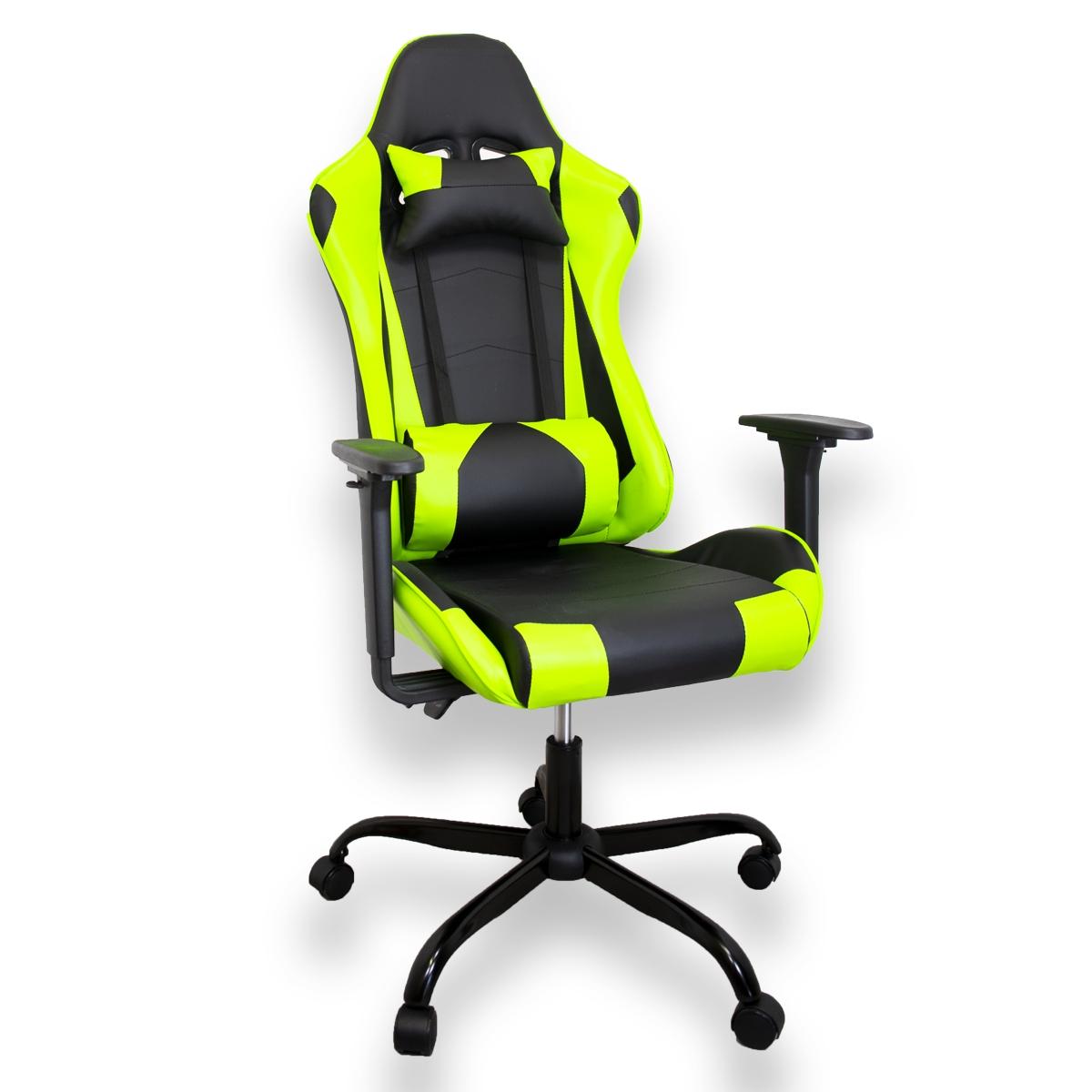 miniatura 49 - Sedia Poltrona da Gaming per Ufficio reclinabile Imbottita ergonomica GTX RTX