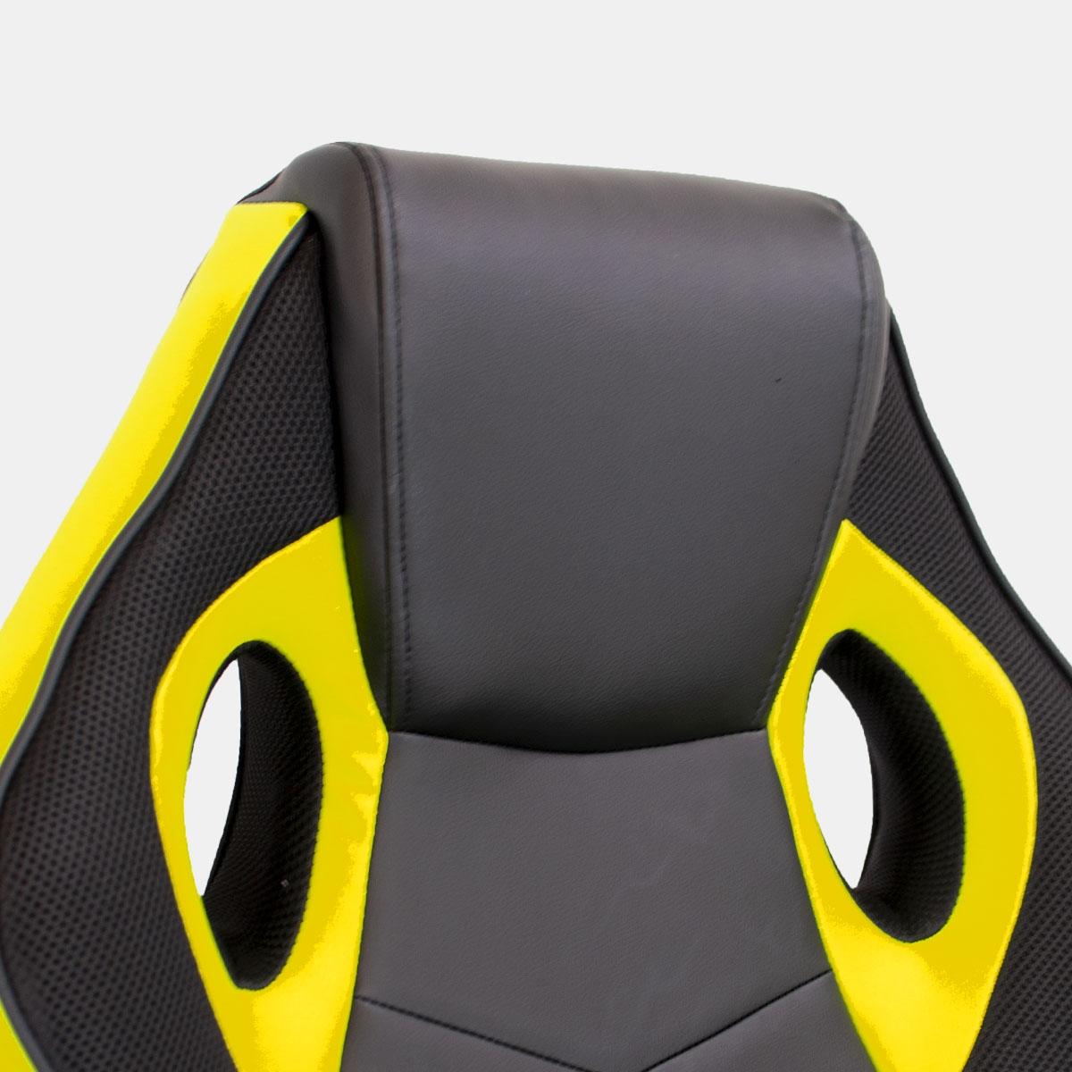 miniatura 63 - Sedia Poltrona da Gaming per Ufficio reclinabile Imbottita ergonomica GTX RTX