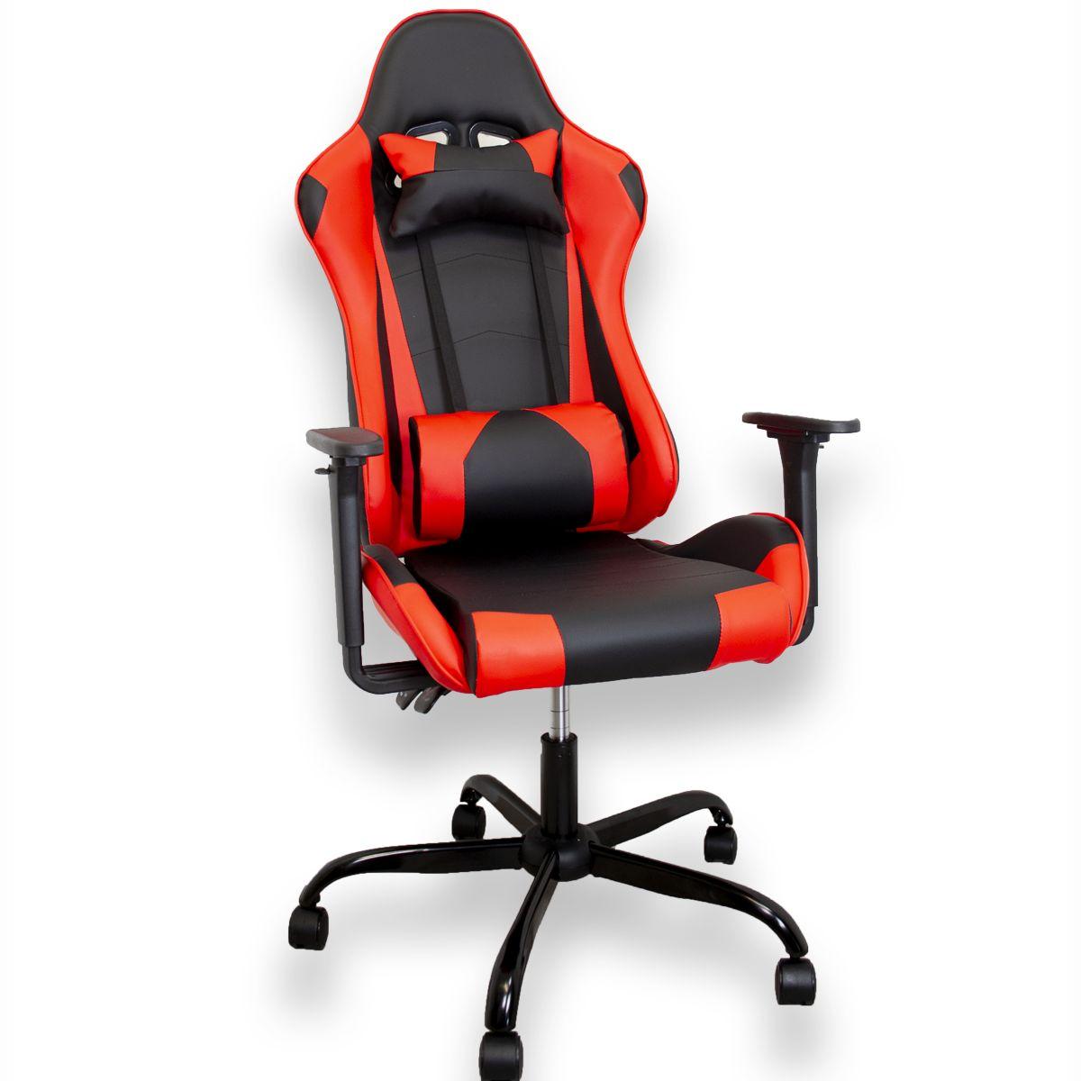miniatura 15 - Sedia Poltrona da Gaming per Ufficio reclinabile Imbottita ergonomica GTX RTX