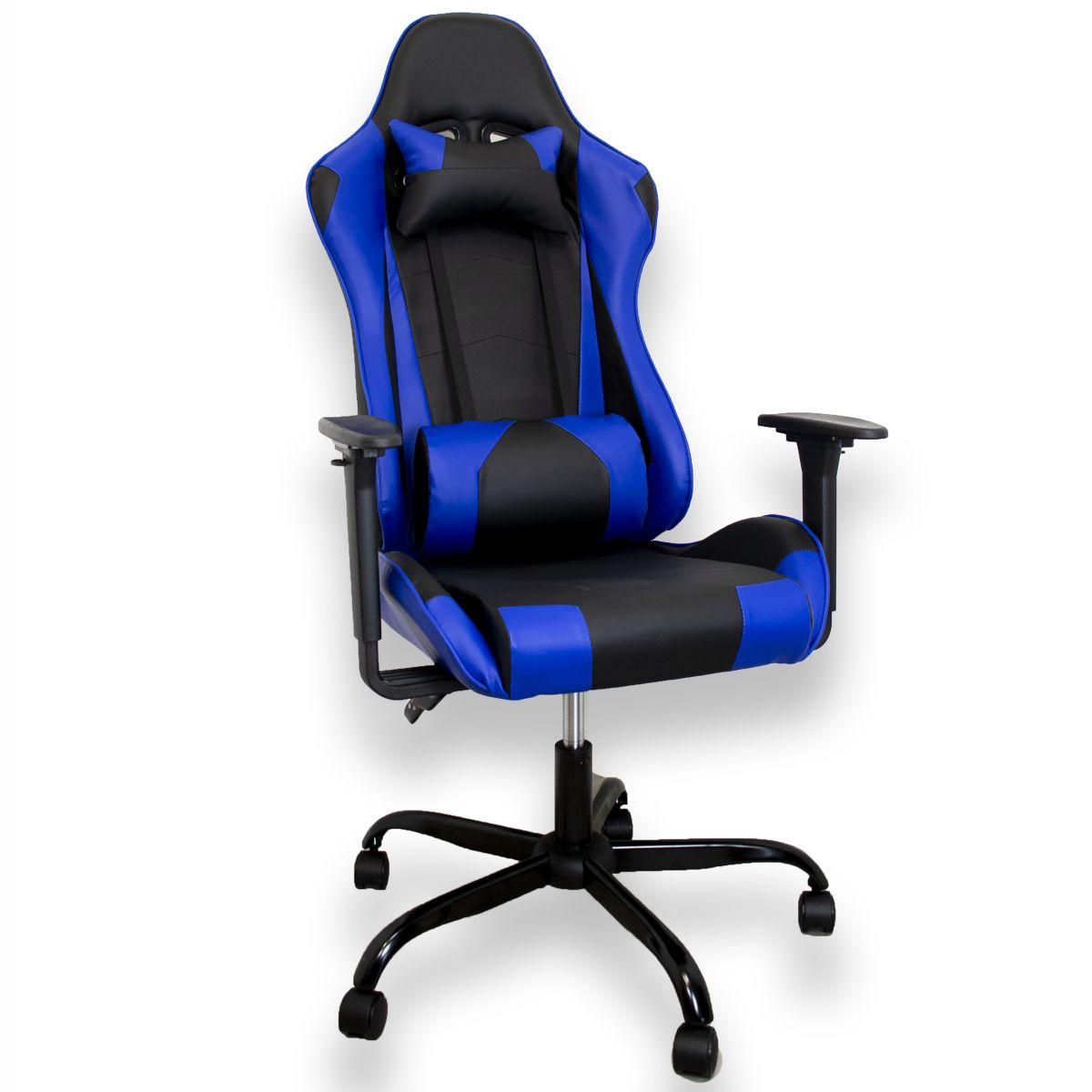 miniatura 41 - Sedia Poltrona da Gaming per Ufficio reclinabile Imbottita ergonomica GTX RTX