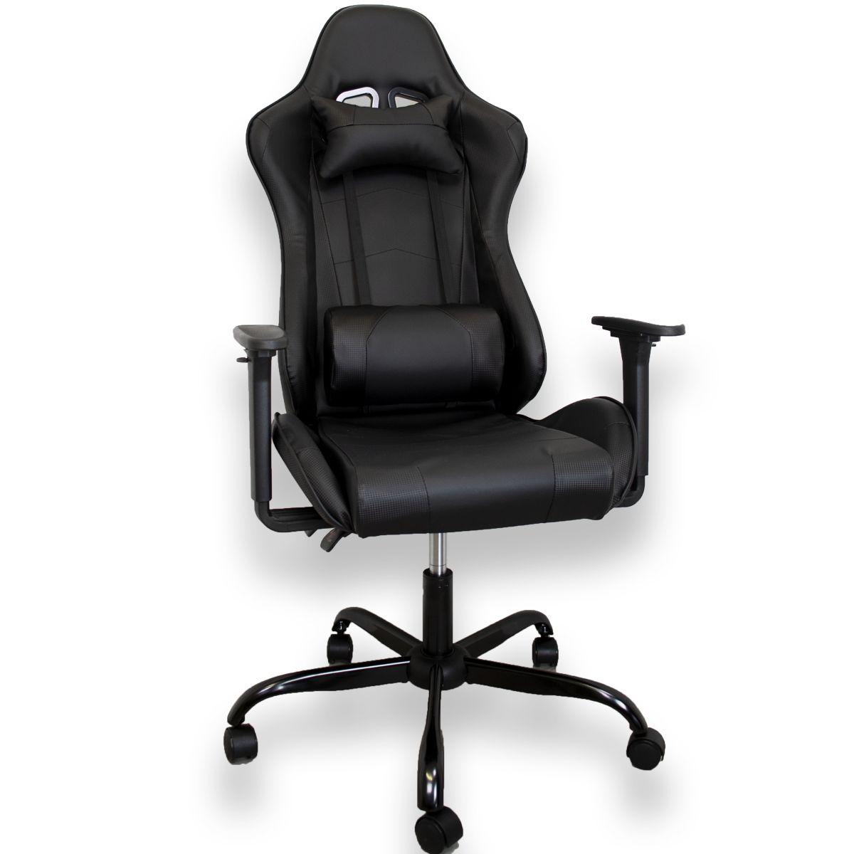 miniatura 24 - Sedia Poltrona da Gaming per Ufficio reclinabile Imbottita ergonomica GTX RTX