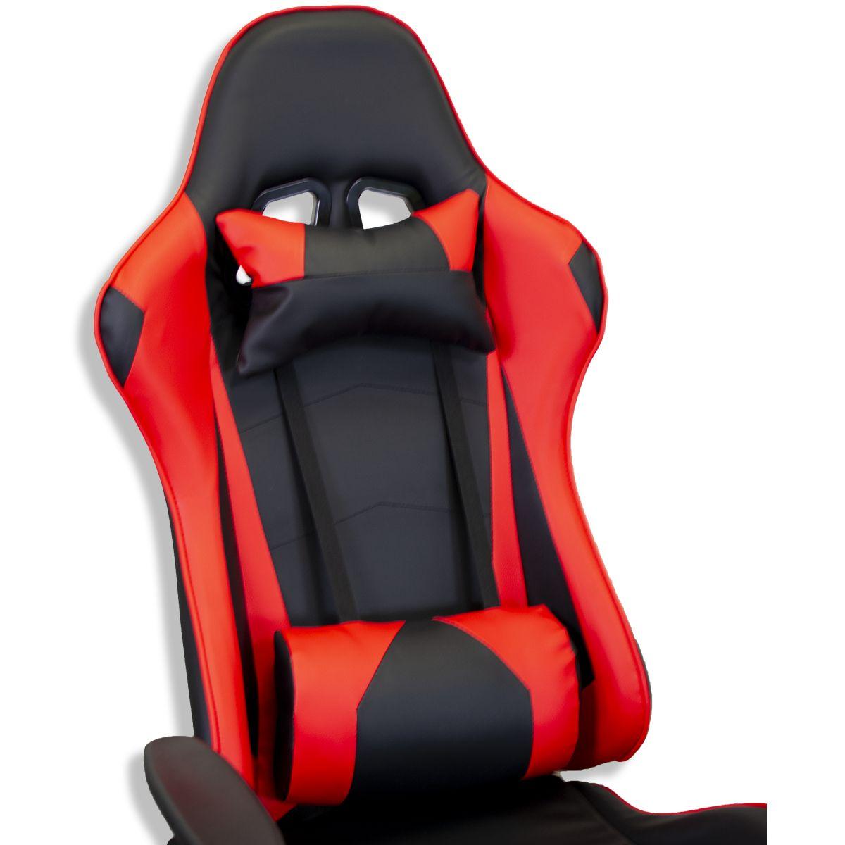 miniatura 16 - Sedia Poltrona da Gaming per Ufficio reclinabile Imbottita ergonomica GTX RTX