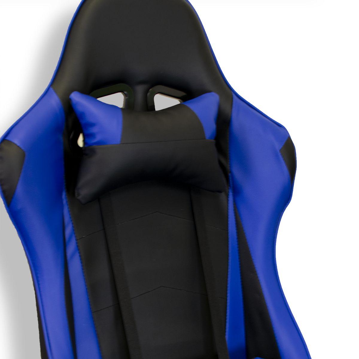 miniatura 42 - Sedia Poltrona da Gaming per Ufficio reclinabile Imbottita ergonomica GTX RTX