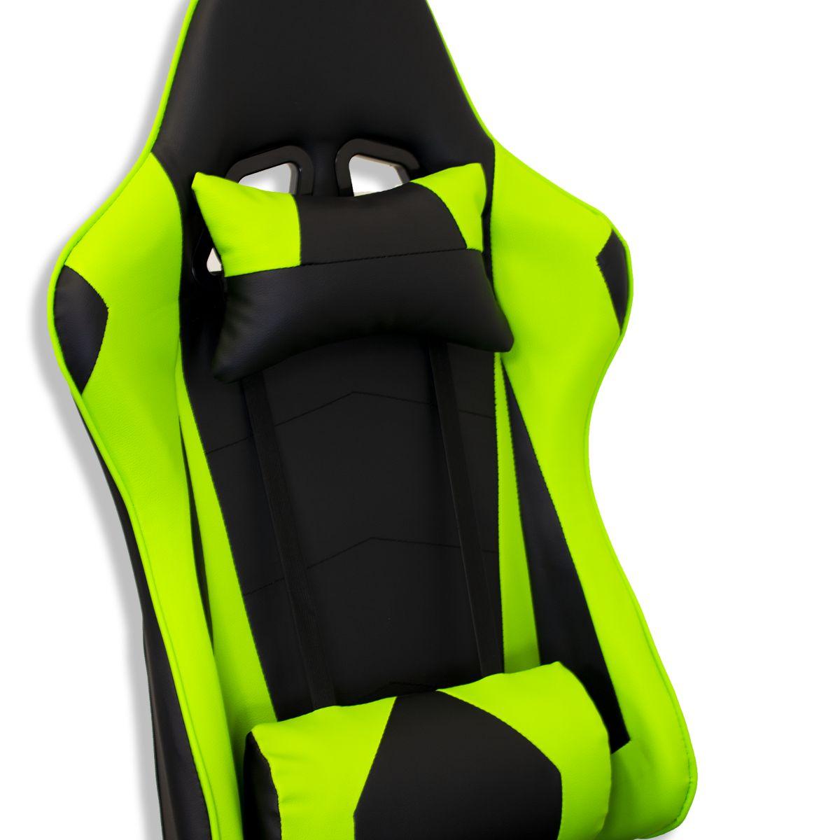 miniatura 53 - Sedia Poltrona da Gaming per Ufficio reclinabile Imbottita ergonomica GTX RTX