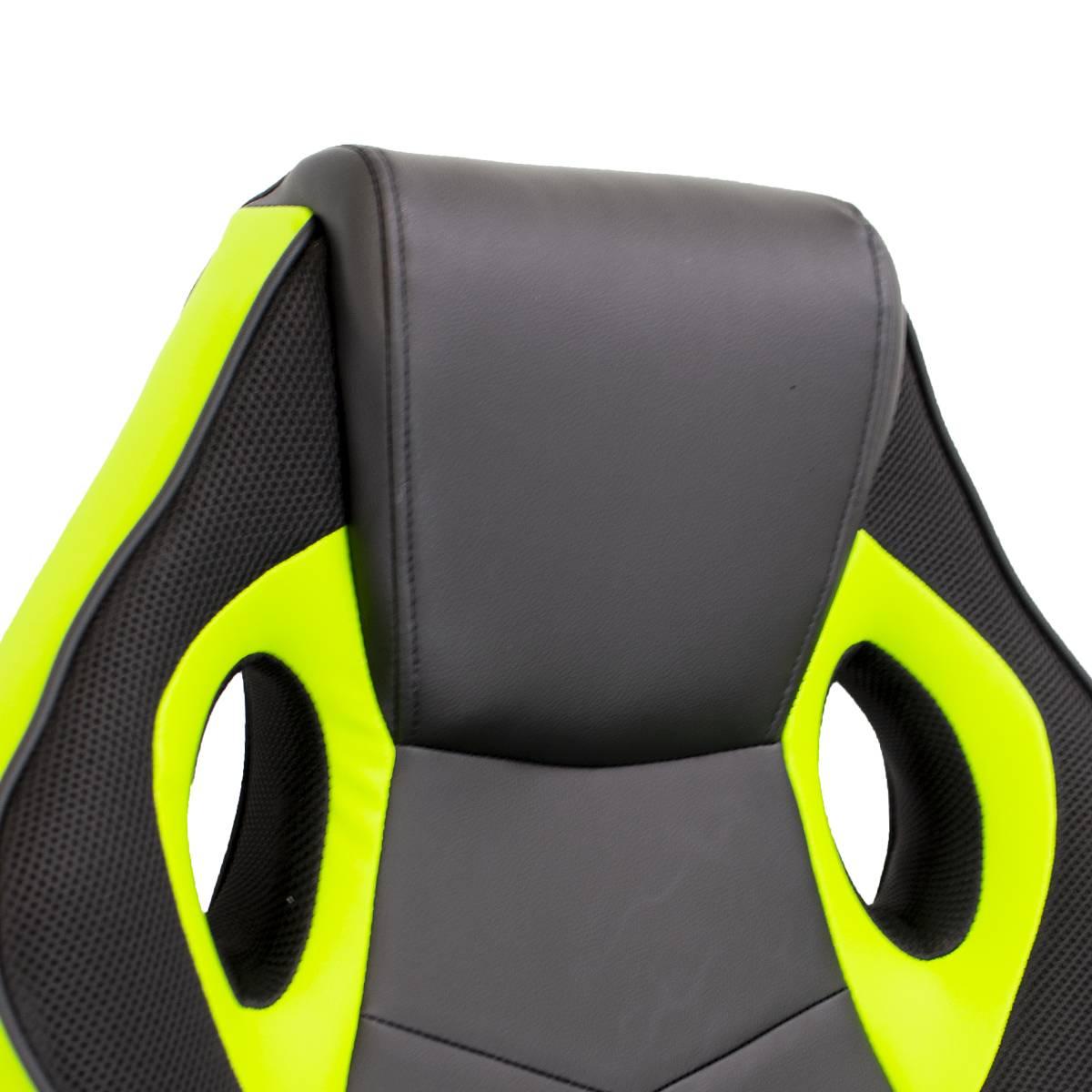 miniatura 56 - Sedia Poltrona da Gaming per Ufficio reclinabile Imbottita ergonomica GTX RTX