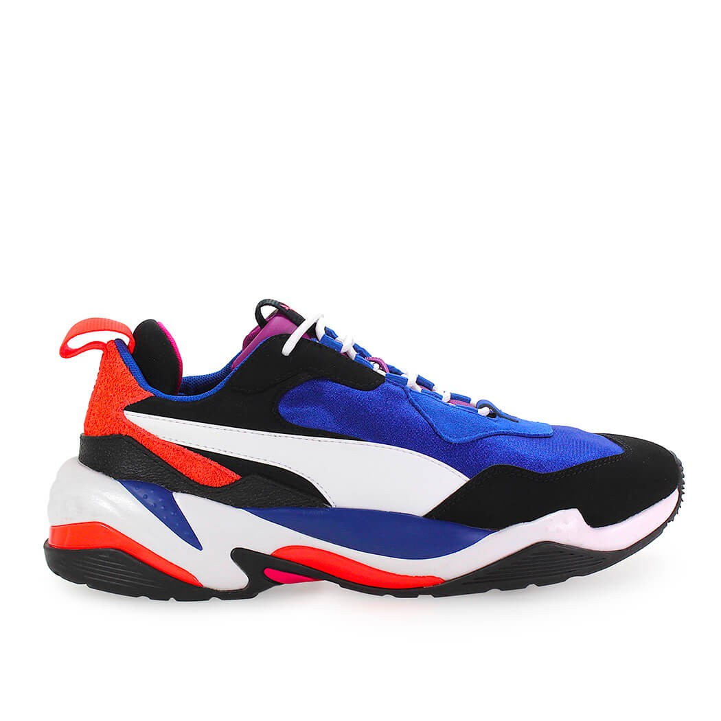 puma blu elettrico scarpe