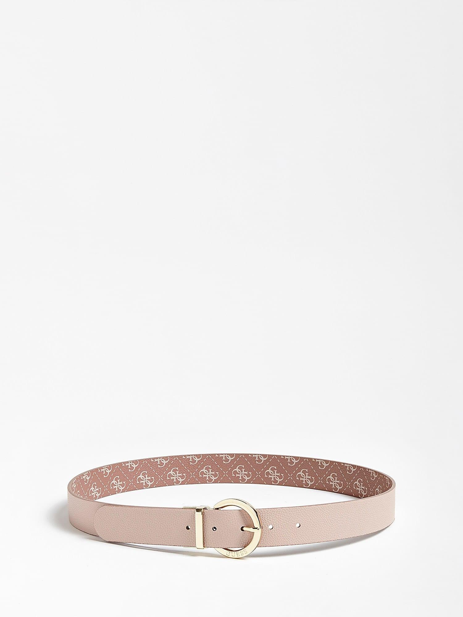 GUESS BW7277VIN35 BRO REVERSIBILE cinta pelle cintura donna