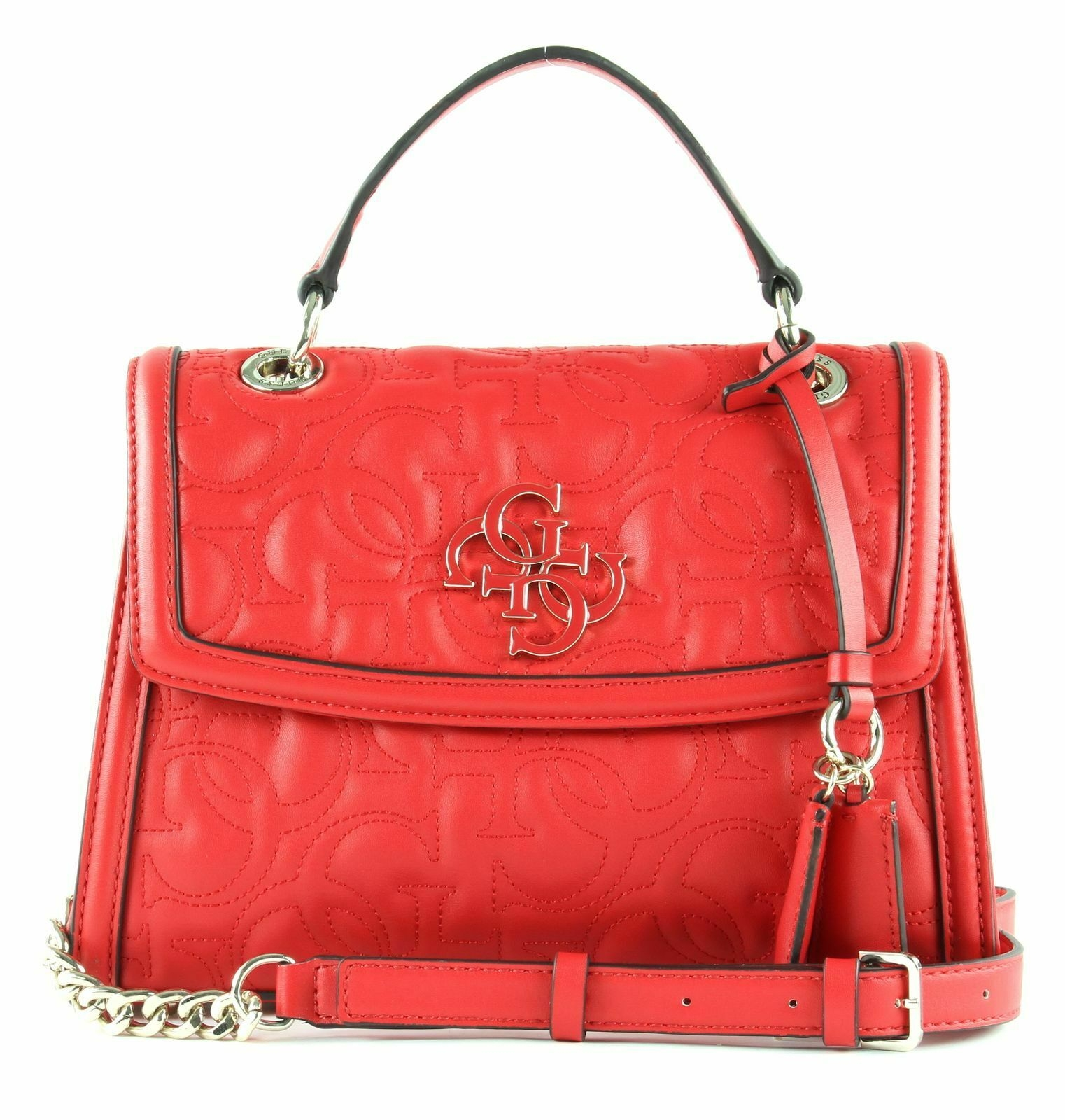 Borsa a mano baulettotracolla donna Peony classic Guess