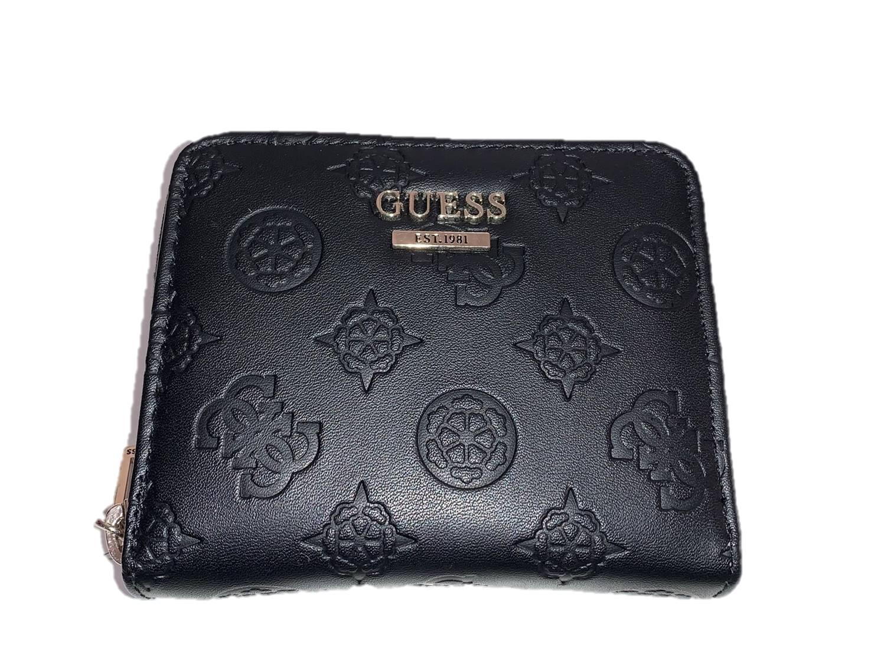 Détails sur Guess Logo Love SG766237 Portefeuille Porte Monnaie Femme