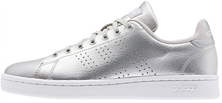 Dettagli su ADIDAS EE8197 ADVANTAGE sneakers scarpe donna silver