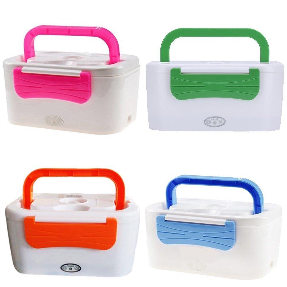 Scaldavivande in Acciaio da auto termico portavivande borsa termica Lunch Box