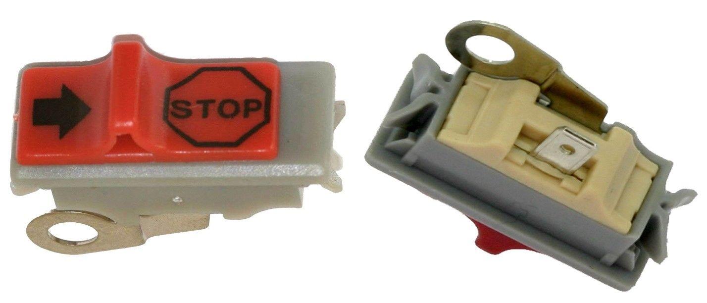 Stopschalter Kettensägen Stopp Schalter für Husqvarna 365 371 372XP 336 Ersetzen